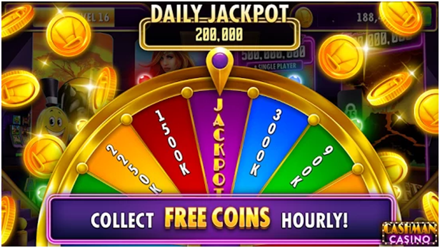 Jackpots to win