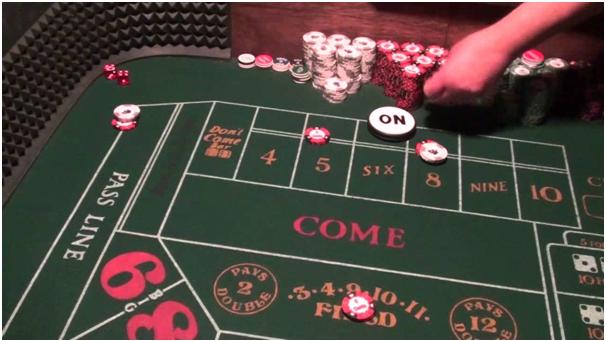 Unbeatable craps system iron cross variation casino spa basket
